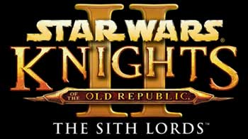 Star Wars: Knights of the Old Republic II: The Sith Lords Game